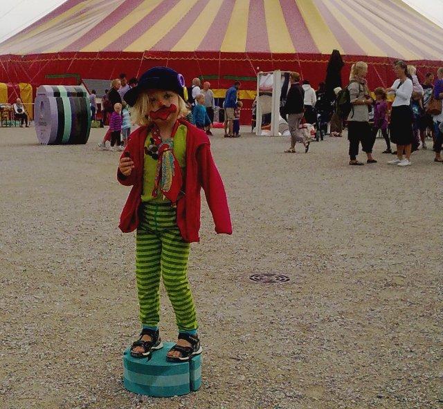 Cirkus Summarum i Århus