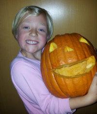 Klar til Halloween