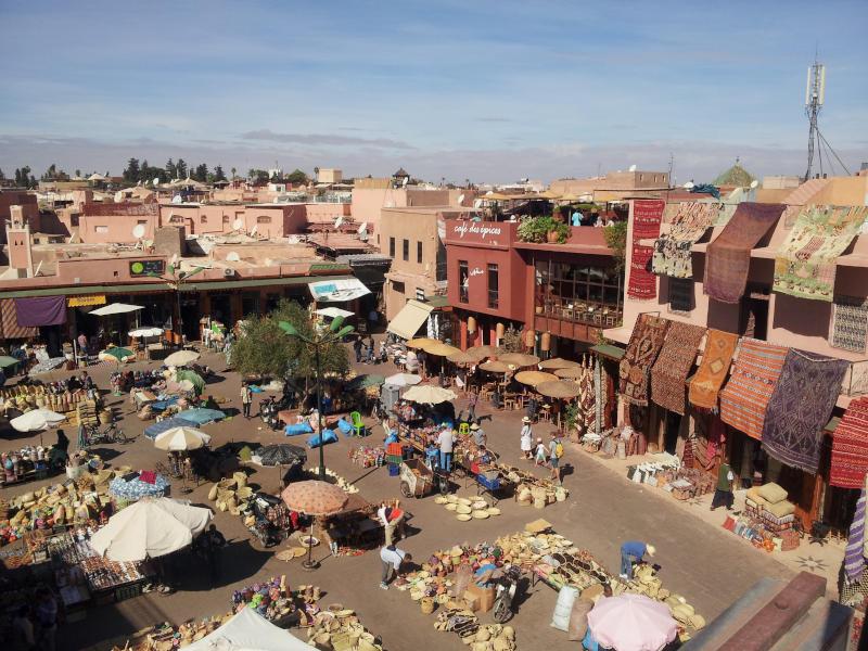 Oplevelsestur til Marokko